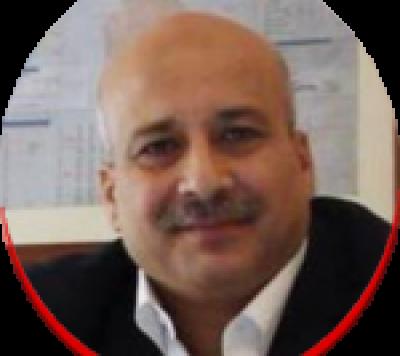<span>Dr.Adel Rashed</span>Vice President
